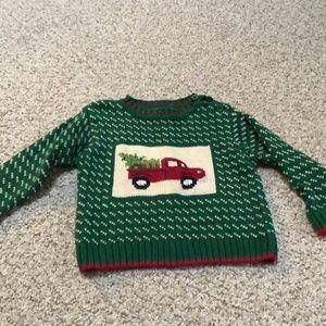 Heartstrings knit sweater